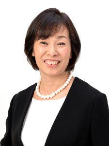 代表取締役 中村文子 Ayako Nakamura
